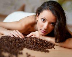 Кофейный пилинг – полезная ароматерапия для кожи