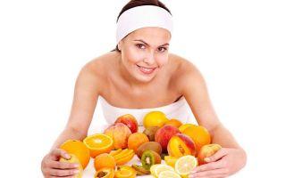 Пилинг лица фруктовыми кислотами: безопасная красота и молодость кожи