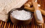 Простота и польза солевого пилинга для волос и кожи головы