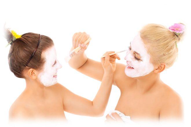 увлажняющие маски после пилинга