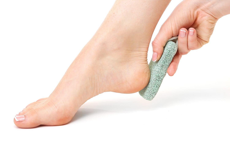 Рецепт пилинга для ног в домашних условиях