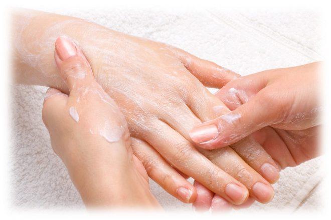 Быстро увлажнить кожу рук в домашних условиях 384