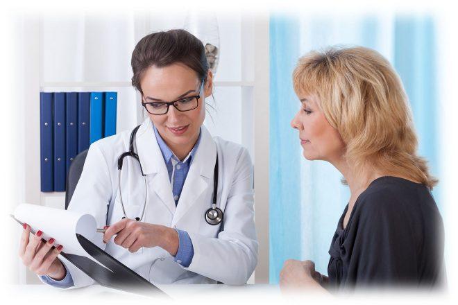 консультация специалиста перед процедурой