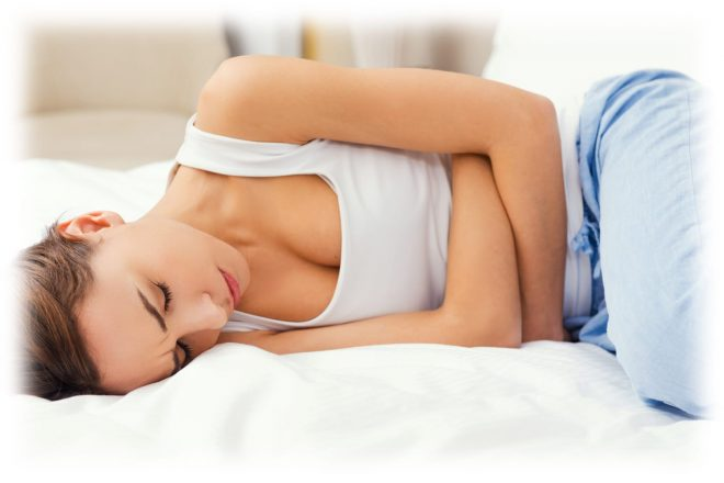 боль в желудочно-кишечном тракте