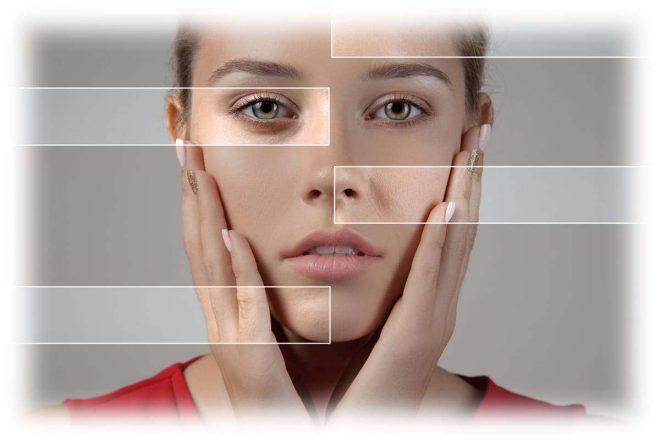 проблемные зоны на лице