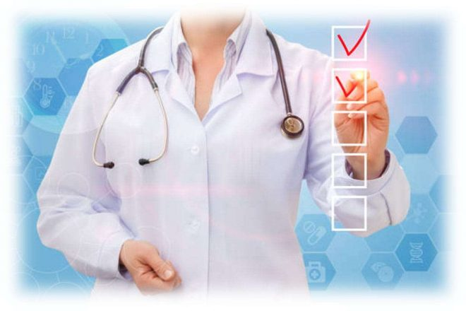 врач, отметки